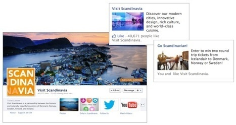 A (very) deep-dive into using Facebook for marketing in the travel industry | Tourism Social Media | Scoop.it