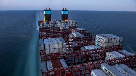 Aboard a Cargo Colossus   Walkerteach Geo   Scoop.it