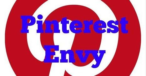 Pinterest Envy Causes Stress | Pinterest | Scoop.it