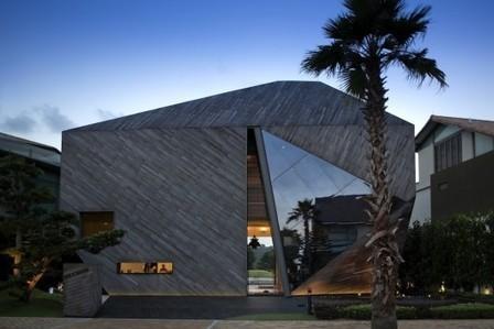 Diamond House / Formwerkz Architects | architecture&design | Scoop.it