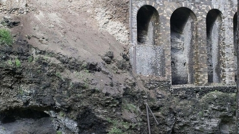 Pompeii's Conservation Issues Continue with Recent Landslide   Ancient History   Scoop.it