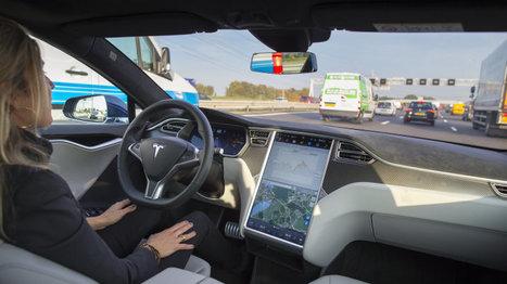 Voitures autonomes : « Le risque zéro n'existe pas » | Usages et Innovation | Scoop.it
