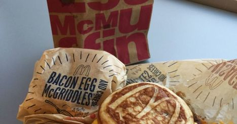 McDonald's ramps up marketing of all-day breakfast | itsyourbiz | Scoop.it