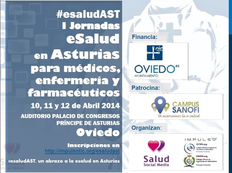 ¡En Abril, llega la e-Salud a Asturias! Campus Sanofi » | Farmacia Social Media | Scoop.it