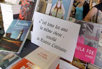 Rentrée littéraire 2013: calendrier des prix d'automne | Les livres - actualités et critiques | Scoop.it