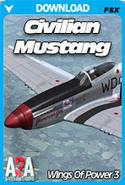Wings Of Power 3: P51 Mustang Civilian   PC Aviator Flight Simulation News   Scoop.it