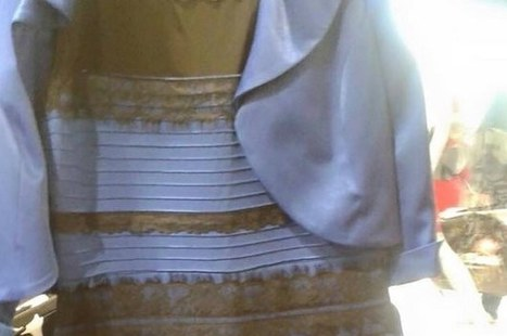 What Colors Are This Dress? | Archivance - Miscellanées | Scoop.it