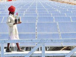 PM Modi raises solar investment target to $100 billion by 2022 - Economic Times | 87android - a technology blog | Scoop.it