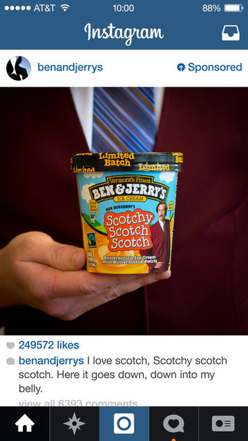First Look – Measuring the Effectiveness of Brand Advertising Campaigns on Instagram | Social Media Marketing | Scoop.it