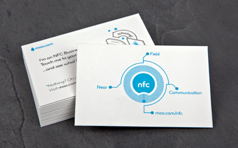 The Humble Business Card Gets Superpowers With NFC [EXCLUSIVE] | Digital SMBs | Scoop.it