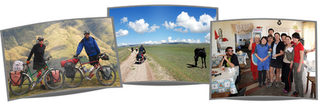 Bike Touring Survival Guide   TravellingTwo: Bicycle Touring Around The World   Bicycle Tourism   Scoop.it