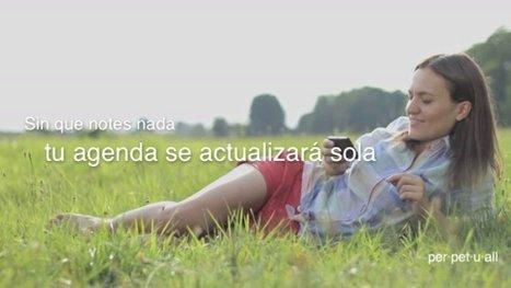 Perpetuall, una app española para no perder nunca tus contactos en el móvil | Marketing digital | Scoop.it