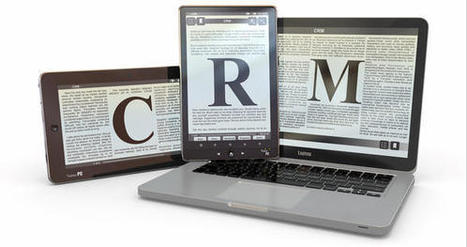 CRM, the next challenge of the mobile enterprise | L'Atelier ... | Mobile Sales Pro News | Scoop.it