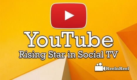 YouTube a Rising Star in Social TV | Internet Marketing | Scoop.it