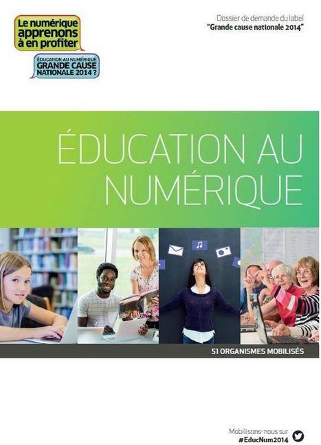 Education au numérique: la bonne cause! | infodoc en devenir | Scoop.it