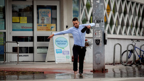 Miami's Coastal Climate Calamity - in Super Slo-Mo   Sustainable Futures   Scoop.it