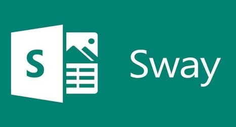 Create Cloud Based Presentations With Microsoft's PowerPoint Destroyer Sway | e-Learning - Teaching through Technology | Scoop.it