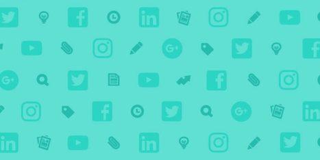 6 Plantillas de Redes Sociales que te ahorrarán horas de trabajo | Xianina Social Media | Scoop.it