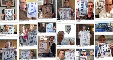 «Bild» enjoint ses lecteurs à dire «nein» à la Grèce   DocPresseESJ   Scoop.it