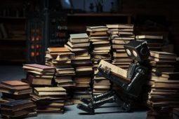 Los robots de Google leen novelas románticas para ser más humanos - Dosdoce.com   El colador   Scoop.it