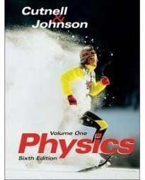 Test Bank For » Test Bank for Physics, 6th Edition: John D. Cutnell Download | Physics Test Bank | Scoop.it
