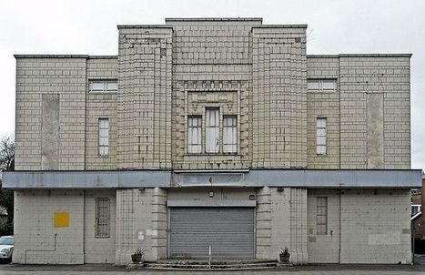 10 Abandoned Art Deco Buildings of the World | Beauty | Scoop.it