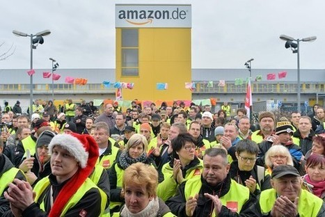 Amazon Workers in Germany to Strike Again, Union Says | Ecommerce logistics and start-ups | Scoop.it