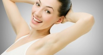 How to Get Rid Of Dark Underarms or Armpits Fast Naturally - HealthyHobbit | Naturally Healthy | Scoop.it