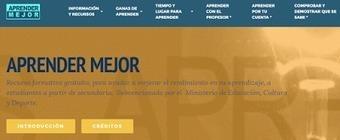 "Multimedia para ""Aprender Mejor""   Lluvia de ideas TIC   Scoop.it"