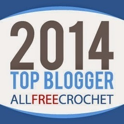 My Hobby Is Crochet: Top Blogger of 2014 | Free crochet patterns and tutorials | Scoop.it