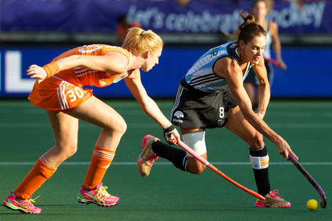 A bronze age for the golden girl | Hockey World Cup 2014 | Scoop.it