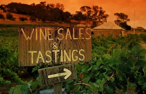 Wine and travel Wine tourism | Tourism Innovation | Scoop.it