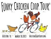 Do the Funky Chicken: Getting eggcited for the Funky Chicken Coop Tour this ... - Austin Chronicle (blog) | Vertical Farm - Food Factory | Scoop.it