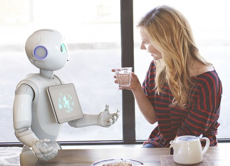 Microsoft and SoftBank to Bring Cloud-Intelligence to World´s First Empathic Robot | Vloasis sci-tech | Scoop.it
