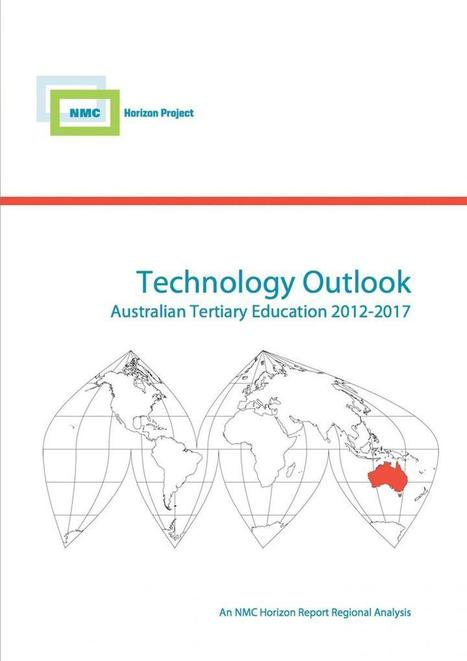 NMC Releases Technology Outlook for Australian Tertiary Education | The New Media Consortium | eLearning and Blended Learning in Higher Education | Scoop.it