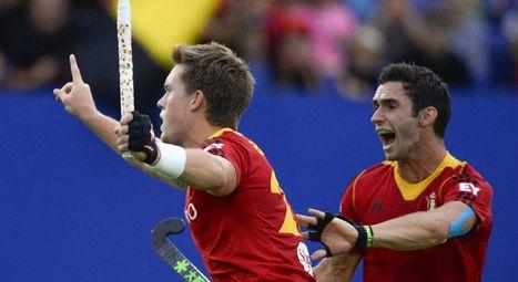 Les Red Lions confirment contre la Tchéquie (4-0) - RTBF Sport | Belgitude | Scoop.it