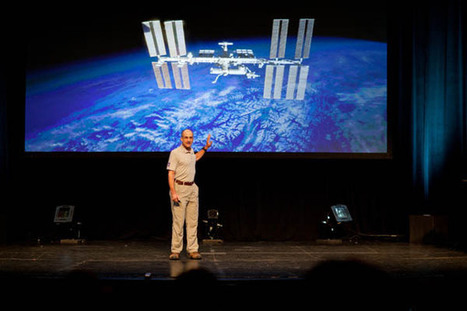 A Talk by NASA Astronaut Donald Pettit on Doing Photography in Space - PetaPixel | Infrared Photography | Scoop.it