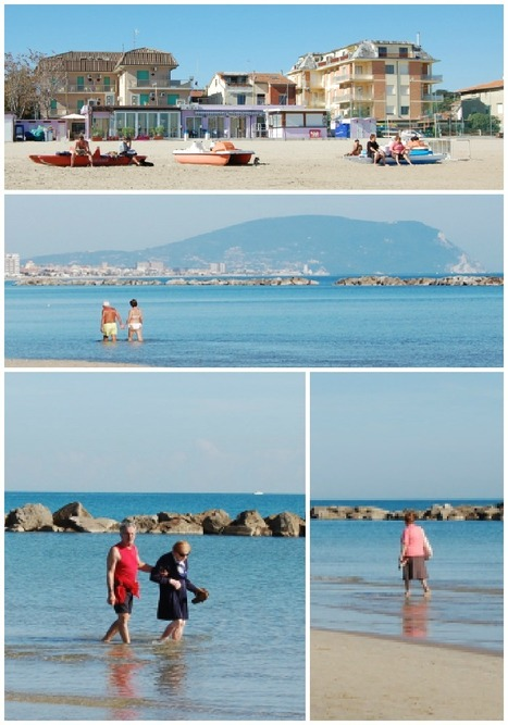 October in Le Marche: Barefoot on the sand | Le Marche another Italy | Scoop.it