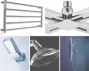 6 New Bathroom Trends To Look Out For in 2015   Taps & More   Bathroom Accessories   Scoop.it
