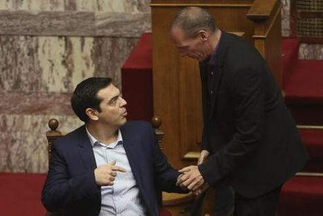 'Doomed Greek leader path to destruction of Greece & Her People, Rejects Responsibility of their obligations, lay out hard leftist' program | News You Can Use - NO PINKSLIME | Scoop.it