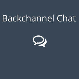 #BackchannelChat real time discussion #ipad app designed for educational use to #mlearning | ipad apps to mLearning by Euneos | Scoop.it