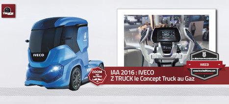 IAA 2016 IVECO - truck Editions | Truckeditions | Scoop.it