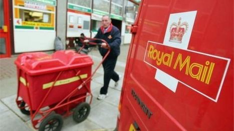 Royal Mail warns market remains 'challenging' - BBC News | Fiscal Policy & Regulation | Scoop.it