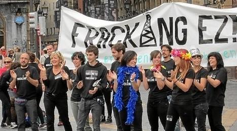 El 'fracking' llega a Araba de la mano de una empresa de Canadá | Ez hemen ez inon | Scoop.it