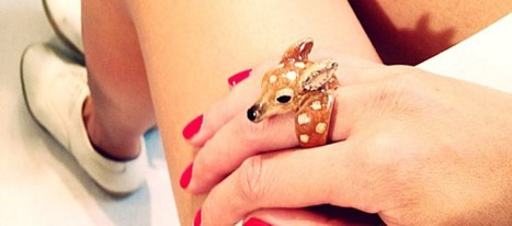 "Nach et Spharell We Are dévoilent la bague ""Life is a biche"" 