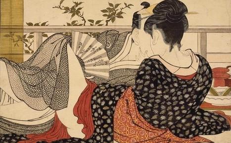 Shunga: Sex and Pleasure in Japanese Art, British Museum, review - Telegraph | International Art Scene | Scoop.it