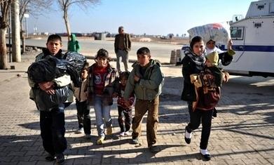 Syrian refugees in Turkey exceed 1 million mark | World news ... | Civilians | Scoop.it