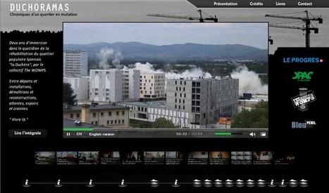 Duchoramas, chroniques d'un quartier en mutation - Le Progrès | L'actualité du webdocumentaire | Scoop.it