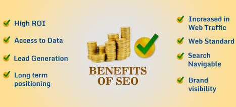 Other Advantages of SEO Services that Excludes Ranking Factors | Addpro Network | Digital Marketing India | Scoop.it