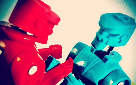 Bots Drive 16% of U.S. Web Traffic [INFOGRAPHIC] | Marketing Done Right | Scoop.it